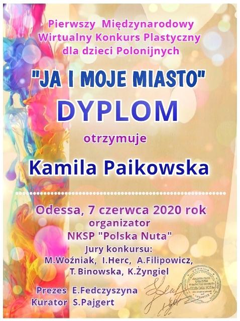 kamila-paikowska-dyplom-konkurs-ja-i-moje-miasto-nksp-polska-nuta-odessa-2020