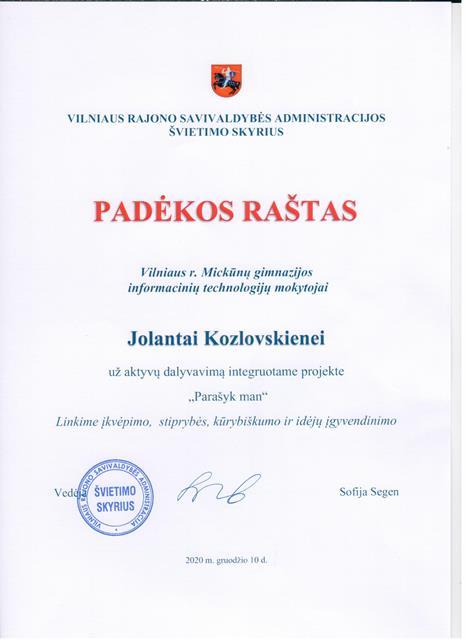 kozlovskiene