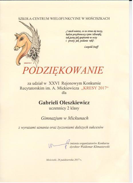 oleszkewicz